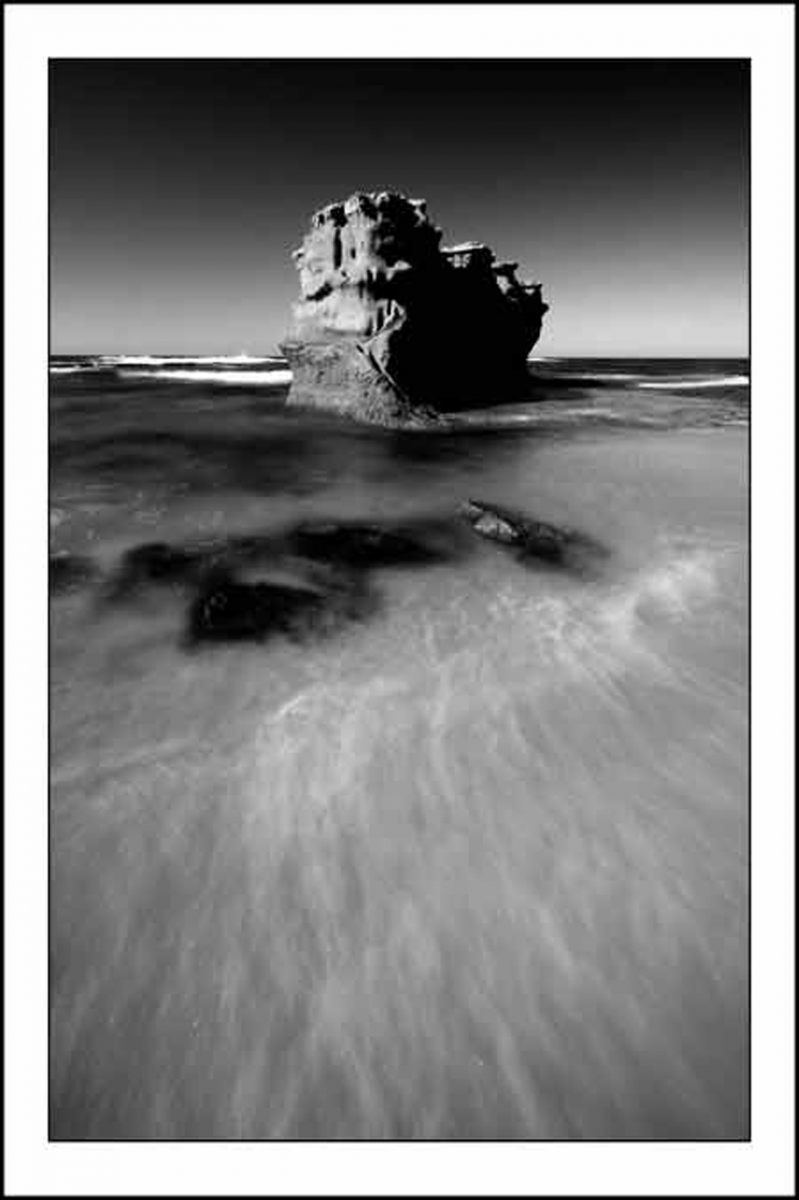 Bird-rock-BW